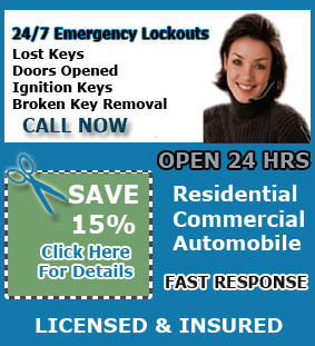 24 Hour Locksmith Brandon FL